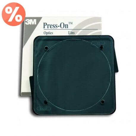 3M Press-On folia pryzmatyczna do zeza - folia Fresnela, kategoria Folie korekcyjne, cena 160,00 zł - 200 - okulary-plywackie...