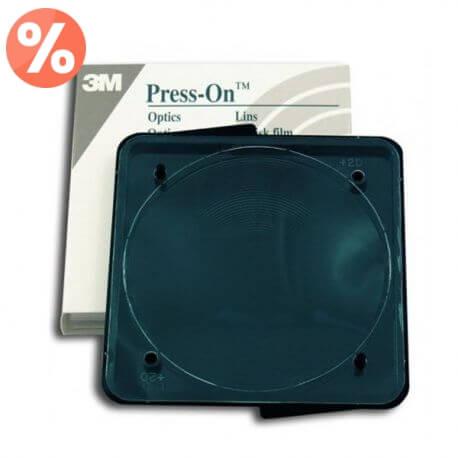 3M Press-On folia soczewkowa do bliży i dali, kategoria Folie korekcyjne, cena 170,00 zł - 199 - okulary-plywackie-korekcyjne...