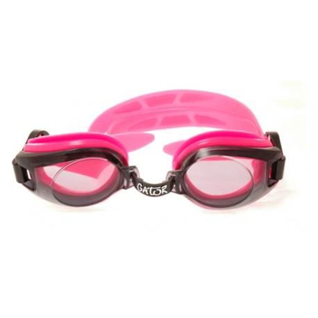 Gator Junior - okulary pływackie korekcyjne, kategoria Okulary pływackie korekcyjne dla dzieci, cena 255,00 zł - emag-59 - ok...