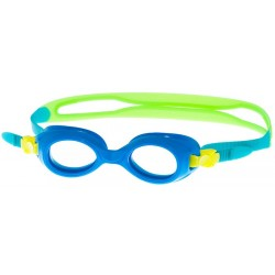 iSwim Glazable X-Small - okulary pływackie korekcyjne, moc szkieł +10.00 do -14.00, cylinder każda wartość