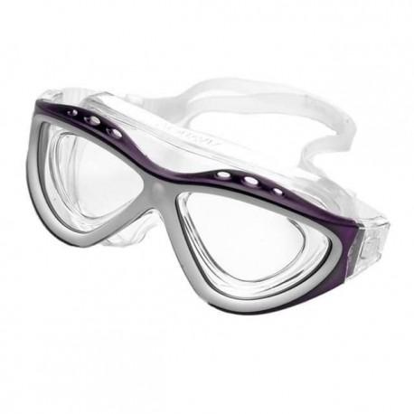 Aquaviz Optic - okulary pływackie korekcyjne na zamówienie, moc szkieł od +7.00 do -7.00, cylinder każda wartość, kategoria O...