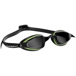 Aqua Sphere K180+ MP Dark Lens green/black - okulary pływackie, kategoria Okulary pływackie dla dorosłych, cena 190,00 zł - e...