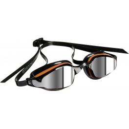 Aqua Sphere K180+ MP Mirrored orange/black - okulary pływackie, kategoria Okulary pływackie dla dorosłych, cena 215,00 zł - e...