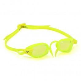 Aqua Sphere CHRONOS MP Lime lime/lime - okulary pływackie, kategoria Okulary pływackie korekcyjne dla dorosłych, cena 110,00 ...