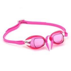 Aqua Sphere CHRONOS MP Pink pink/white - okulary pływackie, kategoria Okulary pływackie korekcyjne dla dorosłych, cena 110,00...