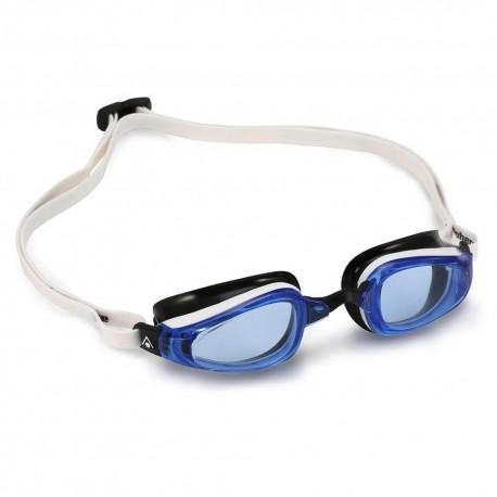 Aqua Sphere K180 MP Blue white/black - okulary pływackie, kategoria Okulary pływackie dla dorosłych, cena 155,00 zł - emag-14...