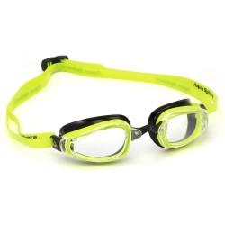 Aqua Sphere K180 MP Clear yellow/black - okulary pływackie, kategoria Okulary pływackie dla dorosłych, cena 155,00 zł - emag-...