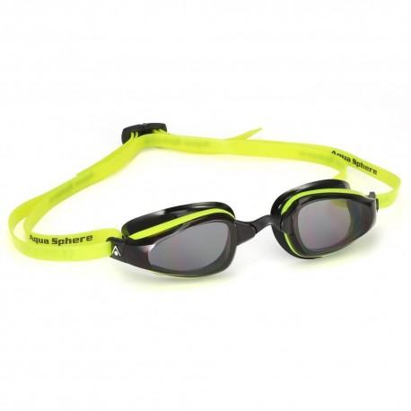 Aqua Sphere K180 MP Dark yellow/black - okulary pływackie, kategoria Okulary pływackie dla dorosłych, cena 155,00 zł - emag-1...