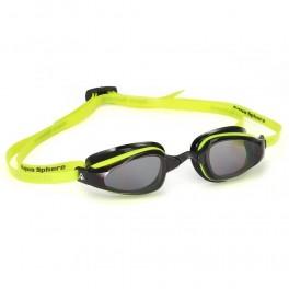 Aqua Sphere K180 MP Dark yellow/black - okulary pływackie