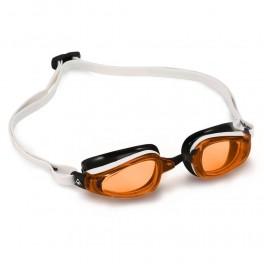 Aqua Sphere K180 MP Orange white/black - okulary pływackie, kategoria Okulary pływackie dla dorosłych, cena 155,00 zł - emag-...