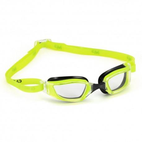 Aqua Sphere XCEED MP Clear yellow/black - okulary pływackie, kategoria Okulary pływackie dla dorosłych, cena 175,00 zł - emag...
