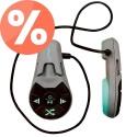 Finis - wodoszczelny odtwarzacz MP3 Duo