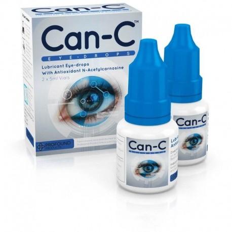 Krople do oczu Can-c, kategoria Krople do oczu, cena 199,00 zł - OPK-A-91 - okulary-plywackie-korekcyjne.com