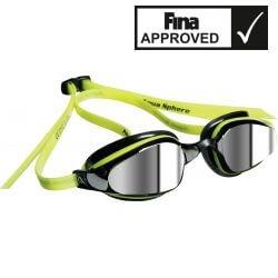 Aqua Sphere K180 MP - okulary pływackie, kategoria Okulary Pływackie Michael Phelps, cena 180,00 zł - 93 - okulary-plywackie-...