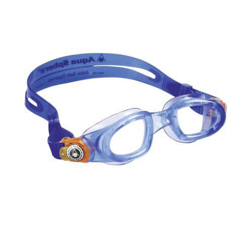 Aqua Sphere Moby Kid - okulary pływackie, kategoria Okulary pływackie Aqua Sphere, cena 149,00 zł - 119 - okulary-plywackie-k...