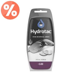 Hydrotac DiveOptx Stick-on Lenses for Divers Hydrotac stick on bifocal lenses