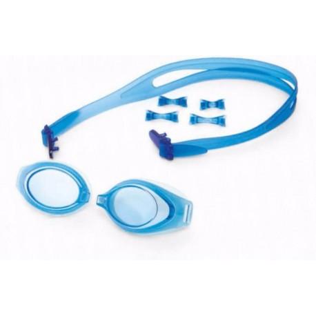 B&S 9467 - okulary pływackie korekcyjne, kategoria Okulary pływackie z korekcją dla dzieci, cena 225,00 zł - OPK-O-177 - okul...