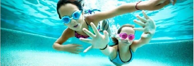 Okulary pływackie dla dzieci