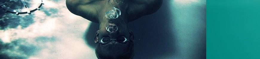 Okulary pływackie z korekcją dla dorosłych