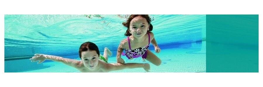 Okulary pływackie z korekcją dla dzieci