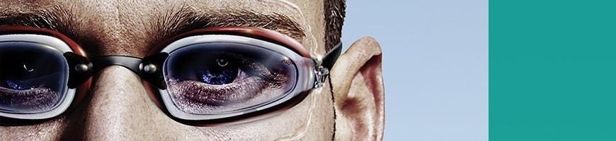 Okulary pływackie z korekcją